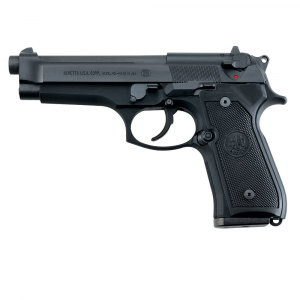Beretta 92FS 9mm Like New Demo Pistol w/(2) 15rd Mags (Made In Italy) JS92F300M