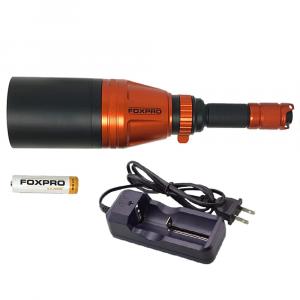 FOXPRO Gunfire Green/White/IR Hunting Weapon Light GUNFIRE-G-W-IR