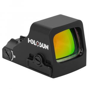 Holosun HS507K X2 Compact Multi-Reticle Circle Dot Open Red Dot Sight w/ Shake Awake - HS507K-X2