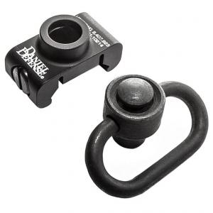 Daniel Defense Rock & Lock Rail Mount QD Swivel Attachment Point w/Heavy-Duty QD Sling Swivel 03-021-30029