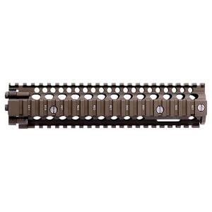 Daniel Defense RIS II MK18 FDE Rail Interface System Assembly 01-004-08020-011