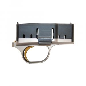 Blaser R8 Magazine Housing Grey with Gold Trigger C58472