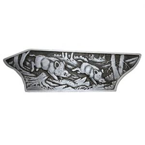 Blaser R8 Luxus Wild Boars Right Sideplate C4900004