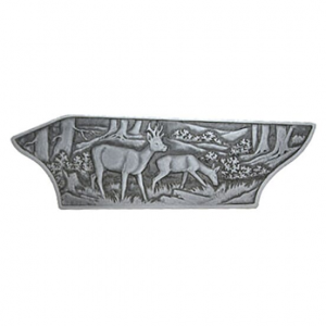 Blaser R8 Luxus Roe Deer Right Sideplate C4900001