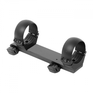 Blaser Quick Detach Saddle Mount with 30mm high alloy rings