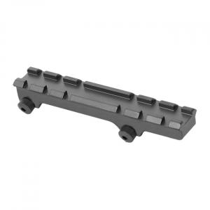 Blaser Weaver style fixed mounting rail