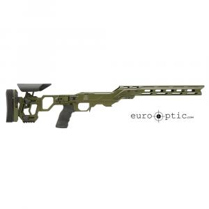 Cadex Defense Lite Competition M-LOK (for Remington 700) SA Skeleton Folding for DSSF 3.055