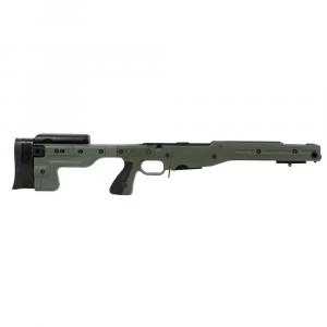 AICS AT M700 1.5 .308 Green Stock 26694GR