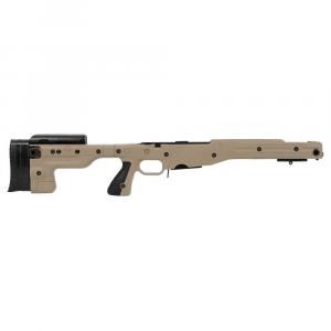 AICS AT M700 1.5 .308 Pale Brown Stock 26694PB