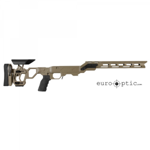 Cadex Defense Field Competition M-LOK (for Tikka-T3) SA for Accu-Mag Magazine Skeleton Fixed DSSF 3.055