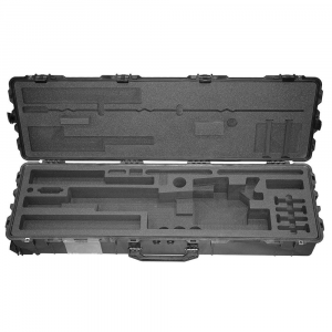 AI Fitted Transit Case for AX50 Peli Black 20028