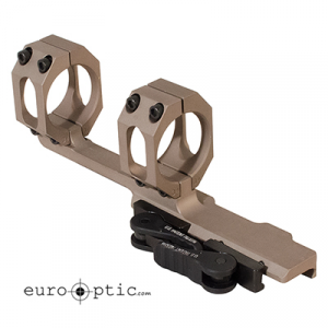 ADM AD-RECON 34mm STD Lever FDE Cantilever Scope Mount