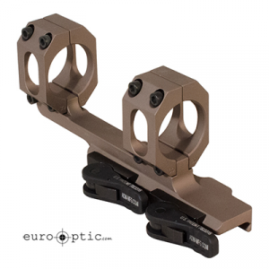 ADM AD-RECON 30mm STD Cantilever FDE Scope Mount