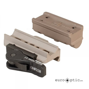 ADM Aimpoint AD-B2-T1 STD Lever FDE Mount w/ CO Riser