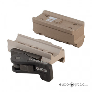 ADM Aimpoint AD-B2-T1 Tac Lever FDE Mount w/ Riser