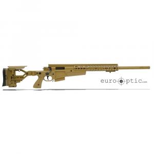 Accuracy International AXSA Dark Earth Creedmoor Threaded Rifle