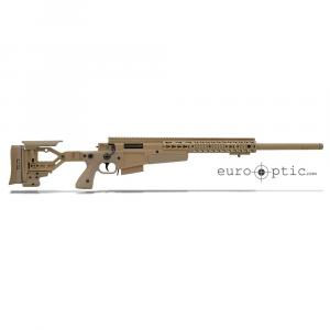 Accuracy International AXSA Pale Brown Creedmoor Threaded Rifle