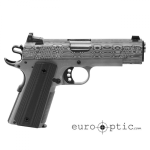 Christensen Arms 1911 C4-Ti .45 ACP Natural Steel Damascus Pistol CA10284-1071111