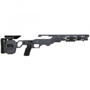Cadex Defense Lite Strike Sniper Grey Tikka-T3 SA for Tikka CTR Mag Standard Folding 20 MOA Chassis STKLT-CTR-RH-SA-R-20-A-GRY