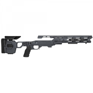 Cadex Defense Dual Strike Sniper Grey Rem 700 SA Standard Folding 20 MOA for DSSF 3.055