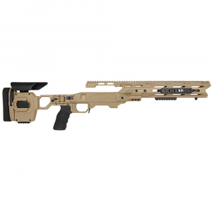 Cadex Defense Dual Strike Tan Rem 700 SA Standard Folding 20 MOA for DSSF 3.055