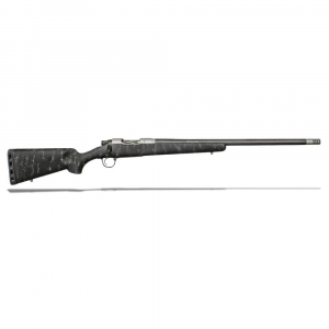 Christensen Arms Ridgeline 26 Nosler Black W/Gray Webbing Rifle CA10299-515211