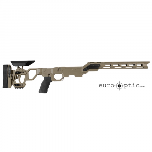 Cadex Defense Field Competition M-LOK (for Remington 700) LA Skeleton Fixed for SSSF 3.850
