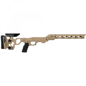 Cadex Field Competition (for Predator Short & Tactical 30) Short Action Fixed Model - Tan - STKFCP-STL-RH-SA