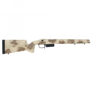 Manners T2 Remington 700 SA DBM Varmint Molded Desert Stock