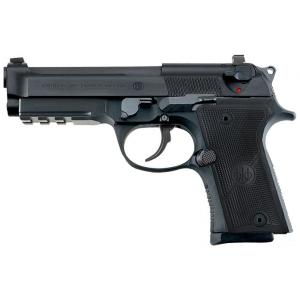 Beretta 92X FR Compact-R 9mm Dbl/Sngl Pistol w/ (3) 13 Rd Mags J92CR921