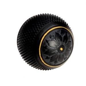 Blaser R8 steel bolt ball with gold inlay