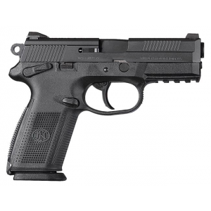 FNX-9 DA/SA MS Blk/Blk (2) 17rd 66822
