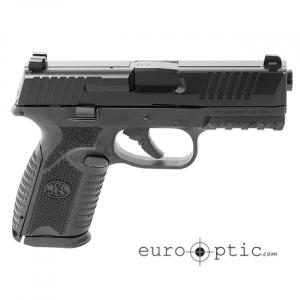 FN 509 Midsize NMS BLK/BLK DS (2) 15-Rnd Pistol 66-100463