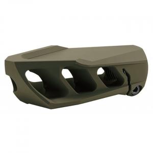 Cadex MX1 Muzzle Brake Olive Drab Green for 50BMG (1-14 thrd) 3850-044-ODG