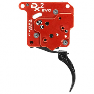 Cadex DX2 EVO Convertible Double Stage Trigger (Rem style) 6119-A002-EVO