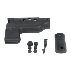 Accuracy International black Folding Pistol Grip Upgrade Kit
