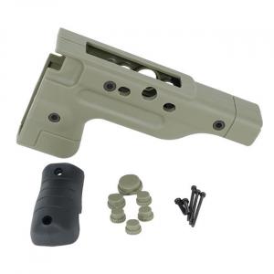 AI Green Fixed Pistol Grip Upgrade Kit 26645GR