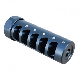 APA Gen 3 Fat Bastard Muzzle Brake 3/4x24 6.5mm Cal Black Nitride