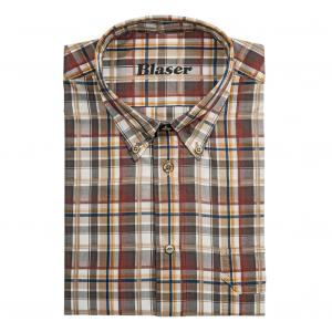 Blaser Men 's Georg Poplin Shirt 2XL BAOSMGPO