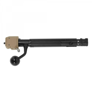 Accuracy International AXMC SFP Bolt Assembly Complete, .308 Bolt Face, Pale Brown 28340PB