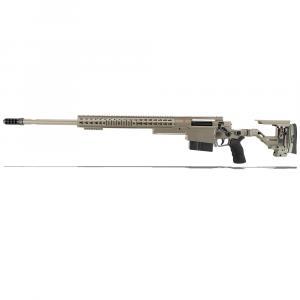 Accuracy International AXSR Folding Left Hand Rifle .338 Norma Mag 27