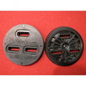 Burton Disk Plates-3 Hole