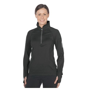 SportHill Dash Zip Top - Women's