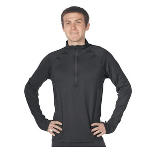 SportHill Dash Zip Top - Men's