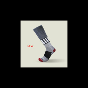 Point6 Snowboard/Wild Child Medium Over the Calf Socks Unisex