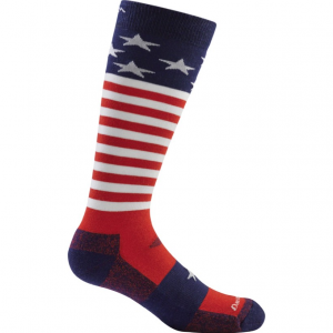 Darn Tough Captain Stripes Jr. Over-The-Calf Cushion Socks - Youth