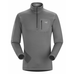 Arc'teryx Rho AR Zip Neck Top Men's