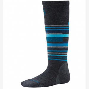Smartwool Wintersport Stripe Sock - Youth