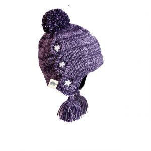 Turtle Fur Dew Drop Earflap Beanie - Youth