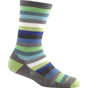 Darn Tough Phat Witch Light Cushion Crew Socks - Women's 109682